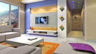 Wall Colour Combination For Living Room -  Design Decoration