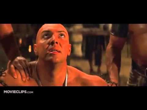 copy of the mummy 2 10 movie clip imhotep is mummified