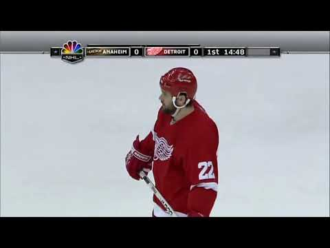 NHL Western Conference Finals 2007 - Game 5 - Anaheim Ducks @ Detroit Red Wings