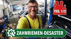 Zahnriemen-Desaster! Ist der Fiat Punto noch zu retten? - Teil 1 | Die Autodoktoren