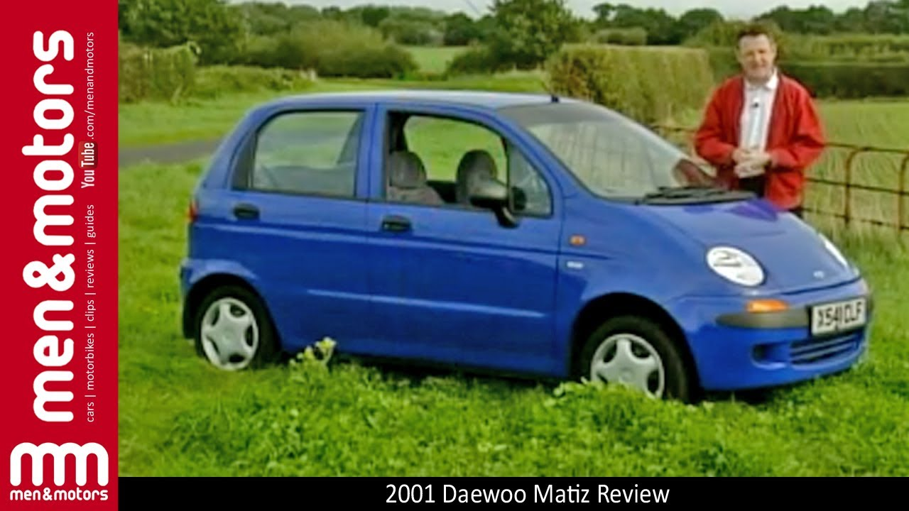 2001 Daewoo Matiz Review - YouTube