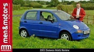 2001 Daewoo Matiz Review