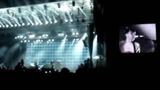 Franz Ferdinand-Take Me Out @ InMusic festival Zagreb 24.06.2009