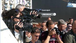 الصحافة الجزائرية تحي اليوم العالمي لحرية التعبير