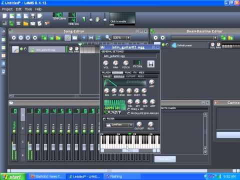 LMMS/ZynAddSubFX TUTORIAL: Hoover Synth | FunnyDog TV