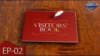 Gambar cover Visitors' Book | Krzysztof Jasinski | Episode 2 | Indus News