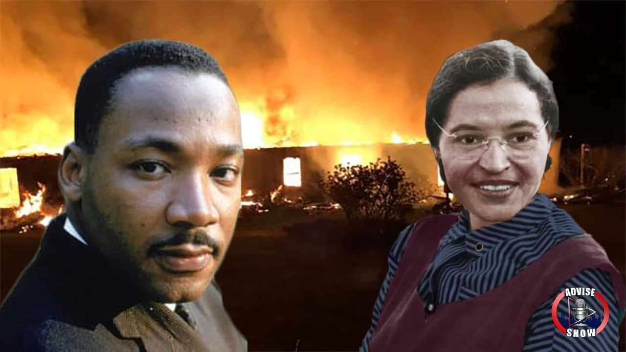 WS Burn Down Historical Highlander Center Where Rosa Parks & MLK Trained