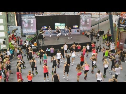 2012.10.07 Fitbalance Trainings, Ironbox, Kangoo, TRX RIP, Aerobic, Step Mix - Millenáris FullHD