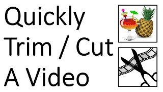Quickly Trim or Cut A Video using Free or Open Source HandBrake Software screenshot 4