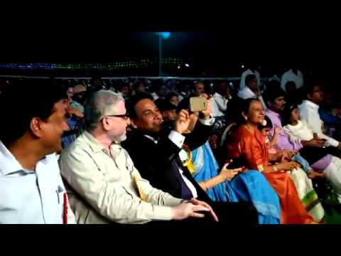 indian taekwondo demo on 2 june 2017 telangana formation day at nalgonda