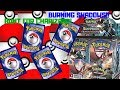 Pokemon Tcg: 15 BURNING SHADOWS BOOSTERS W/ CODE CARDS (search for Hyper-Rare Charizard)