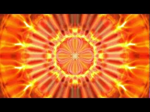 BBC News Theme ~ Psychedelic Visuals ~ Theme by David Lowe