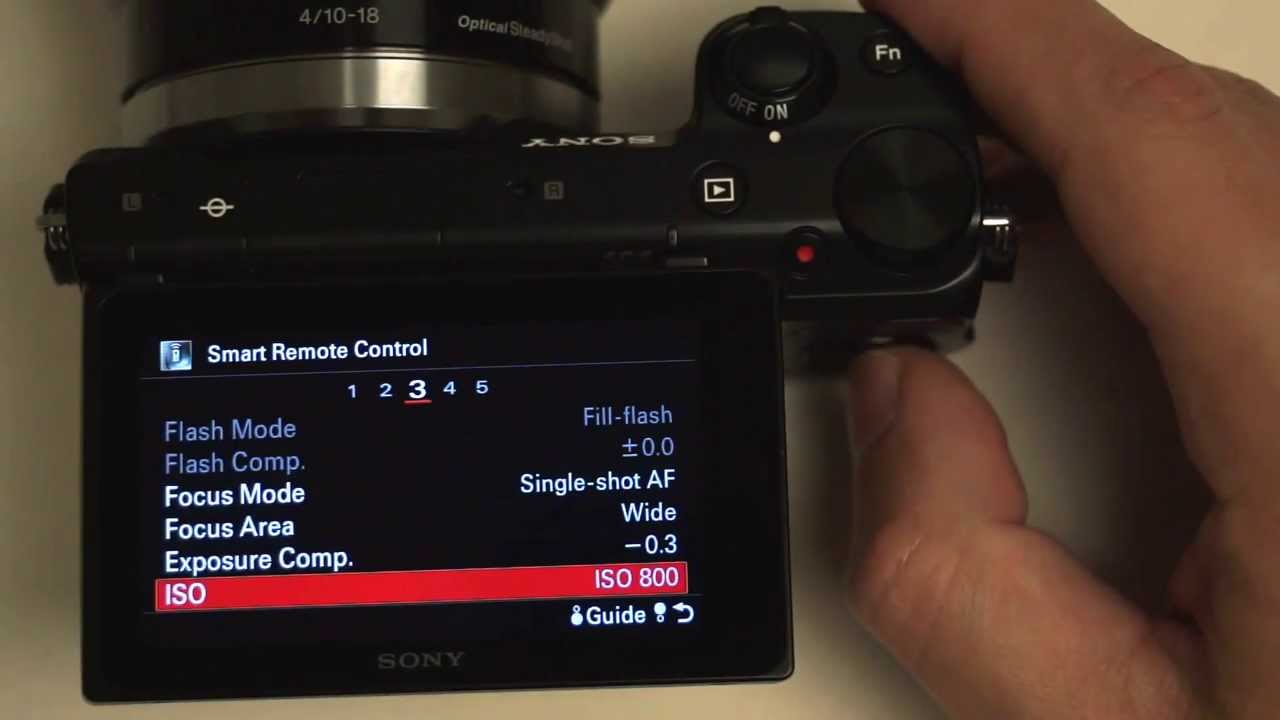 Sony firmware update 02 for sony sel pz 18-105 g oss lens.