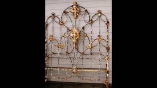 I created this video with the YouTube Slideshow Creator (http://www.youtube.com/upload) antique wrought iron beds, iron bed ,iron