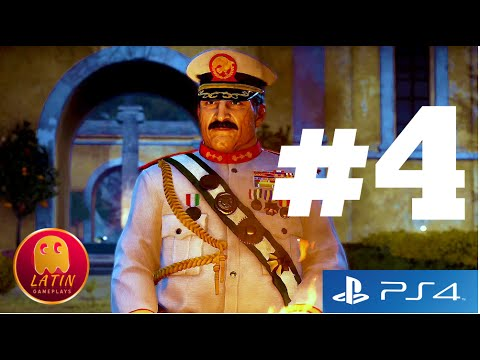 Just Cause 3 parte 4 Español latino - Mision 4 (acto 1) Una reaccion terrible - Gameplay Walkthorugh