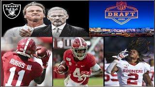Las Vegas Raiders 2020 NFL Draft Prospects At WR