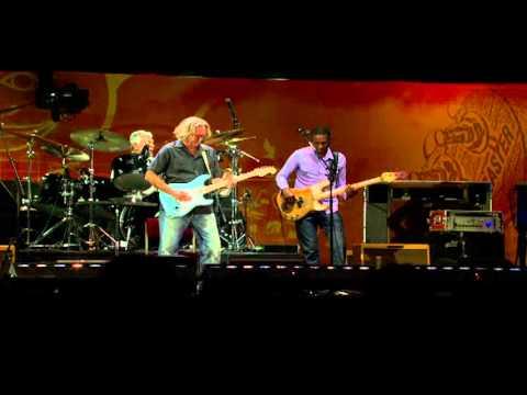 VA   Crossroads Eric Clapton Guitar Festival 2010 Exclusive Bonus Disc 2010, Blues, Blu rayEric Clapton and Steve Winwood   Glad