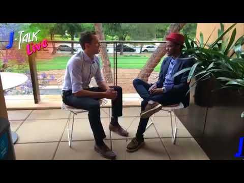 J-Talk Live with Anthony Wagacha