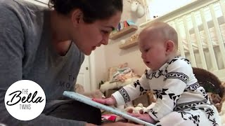 Brie Bella and Birdie's PRECIOUS story time