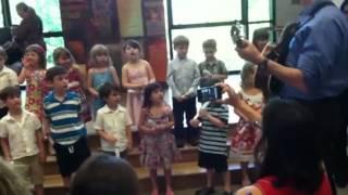 Jake Graduates Preschool Thumbnail
