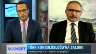 Tvnet-Manset-Ali Değermenci-Cem Kucuk-Bora Bayraktar-12.06.2014