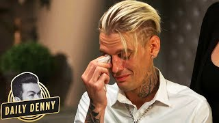 Aaron Carter Breaks Down in Tears Detailing the Events Surrounding His DUI Arrest | Daily Denny