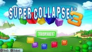 Super collapse 3 PSP: Moon Landing ending + Extras