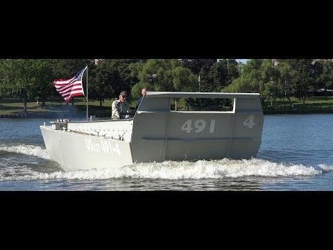 U.S. Navy Higgins Boat Ride Benton Harbor