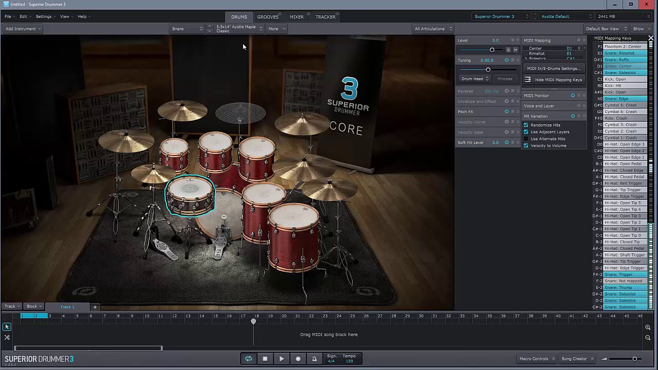 Superior Drummer 3 Free Download