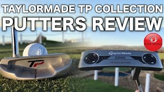 TAYLORMADE TP COLLECTION PUTTERS REVIEW