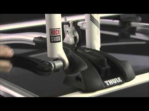 thule outride 561 youtube. Black Bedroom Furniture Sets. Home Design Ideas