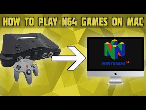 nintendo 64 games for mac free download