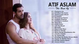 ATIF ASLAM New HIts Songs 2019 - Best Of Atif Aslam Playlist 2019 | Latest ROmantic Hindi SOngs