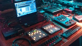 Launchpad Cover Martin Garrix Animals Remix 2016 One Del