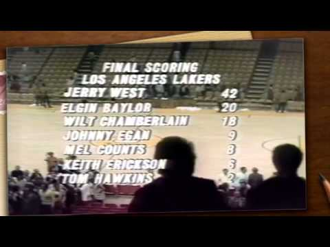 Bill Russell   Last Points in the NBA 1969 Finals