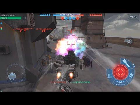 War Robots - Squad Journal #30- Beacon Rush - Steel Forge [sƒ] vs Black Devils PL [✟✟✟]