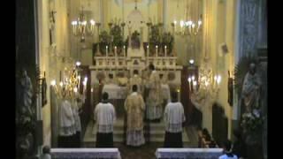Santa Messa Tridentina 14 - Pater Noster, Agnus Dei