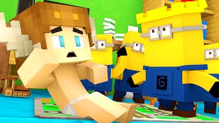 Minecraft - Who's Your Daddy? - BABY MINIONS !?