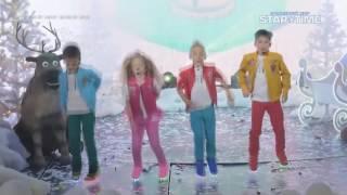 "Kids band ""КЕДЫ"" на Новогоднем Карнавале | STAR TIME"