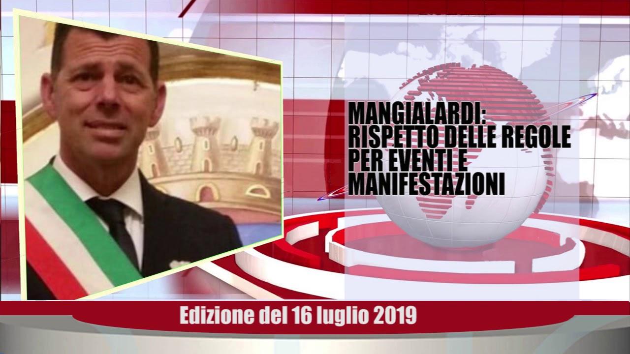 Velluto Senigallia Tg Web del 16 07 2019