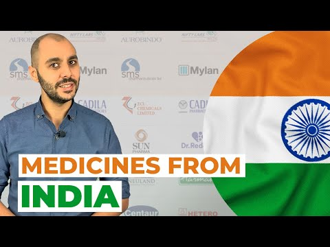 This is why your medicines are produced in India