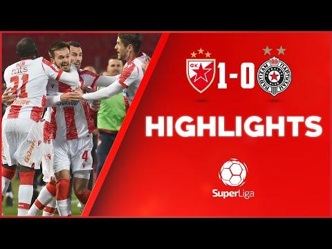 Crvena Zvezda Partizan Goals And Highlights