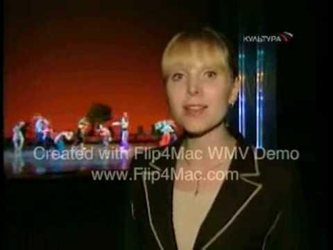 NAPOLI ZOMPA E VOLA Tv Interview - Moscow 26 5 2009