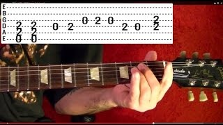 How to Play MASH tv Show Theme ( Guitar Lesson )