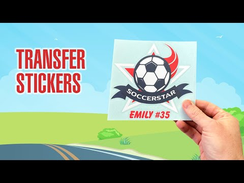 Transfer Stickers