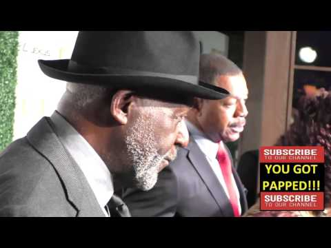 Richard Roundtree at the ICON MANN's 4th Annual Power 50 Dinner at Mr C in Beverly Hills