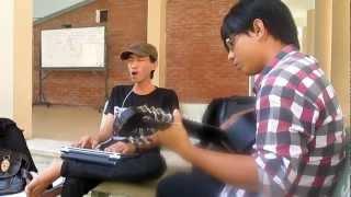 Uống trà Guitar - Trùm xàm Ft Kevin Hồ