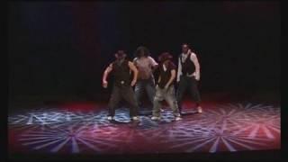 Paris Dance Delight 2006: Unity, a group of talented cowboys