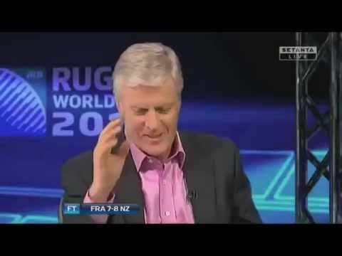 Craig Joubert SA referee was dishonest in RWC 2011 finally again for 2015 #firehim