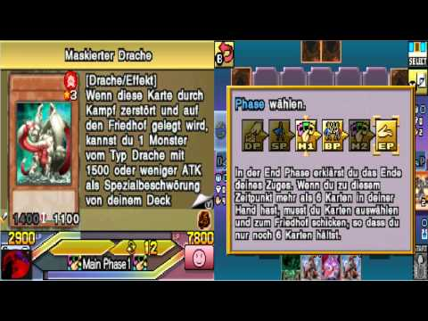 Let's Play Yu Gi Oh! World Championship 2011 Part 12 - Mit Drachen gegen Yusei